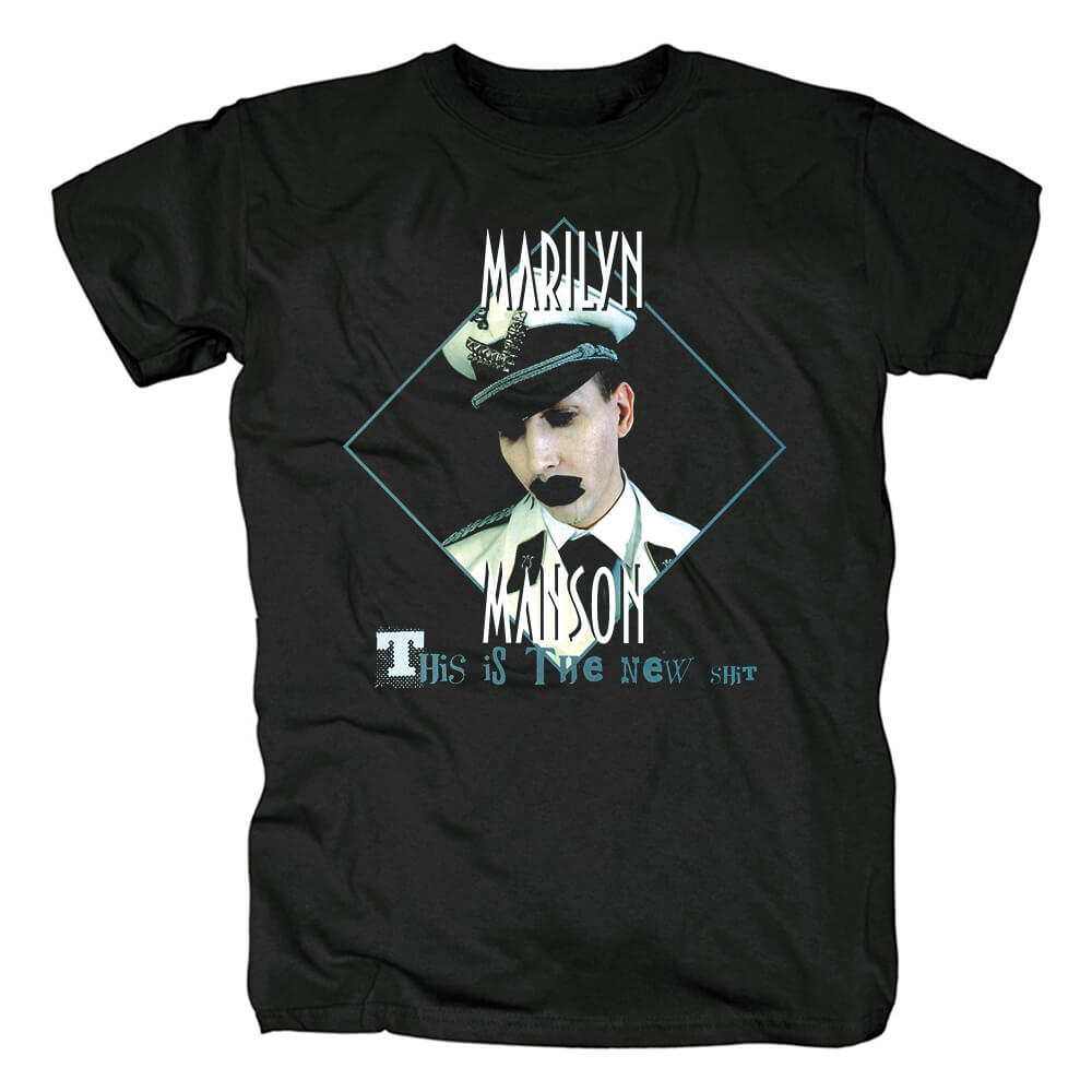Awesome Marilyn Manson T-Shirt Us Metal Tshirts