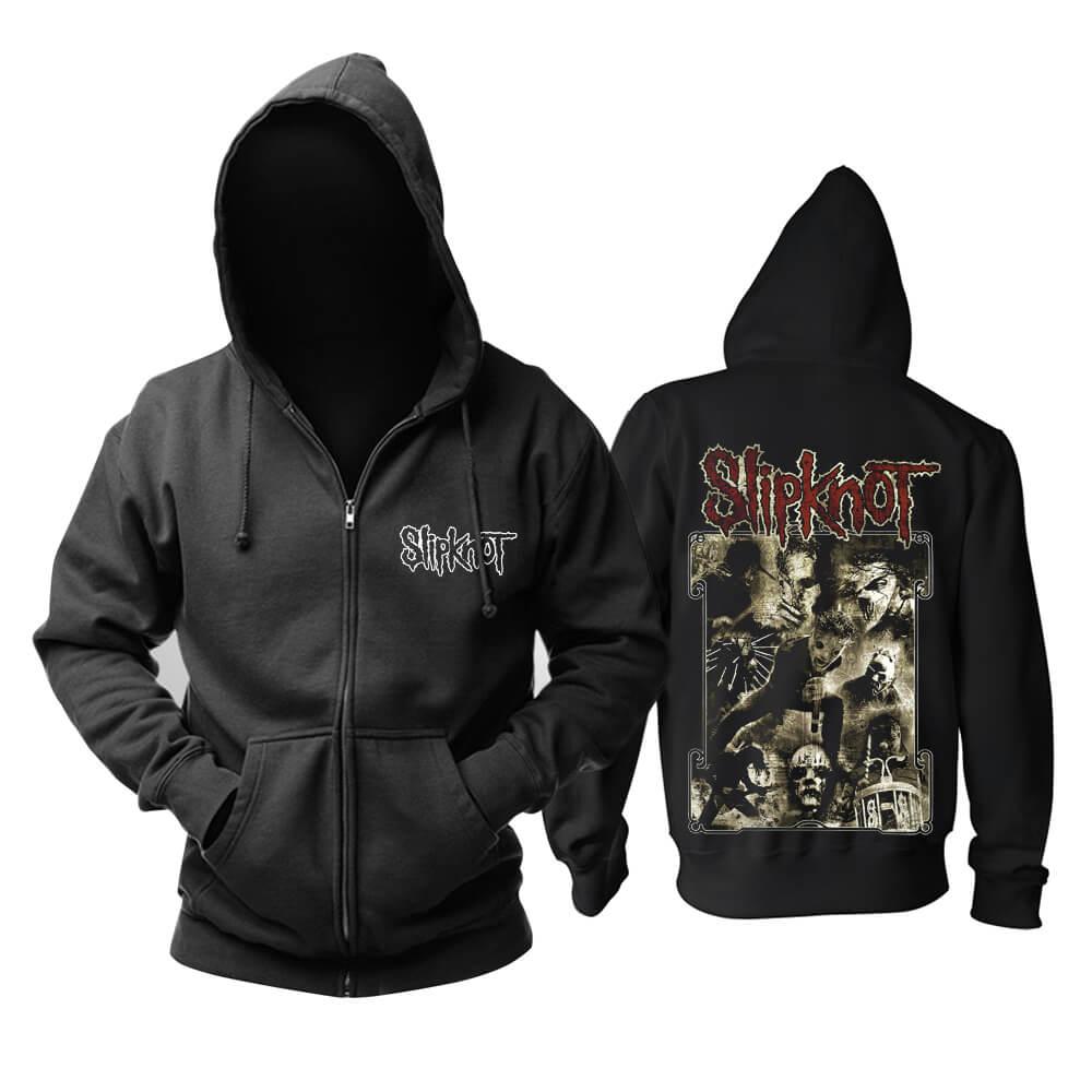 Awesome Slipknot Dirty Framed Hoody Us Hard Rock Metal Rock Band Hoodie