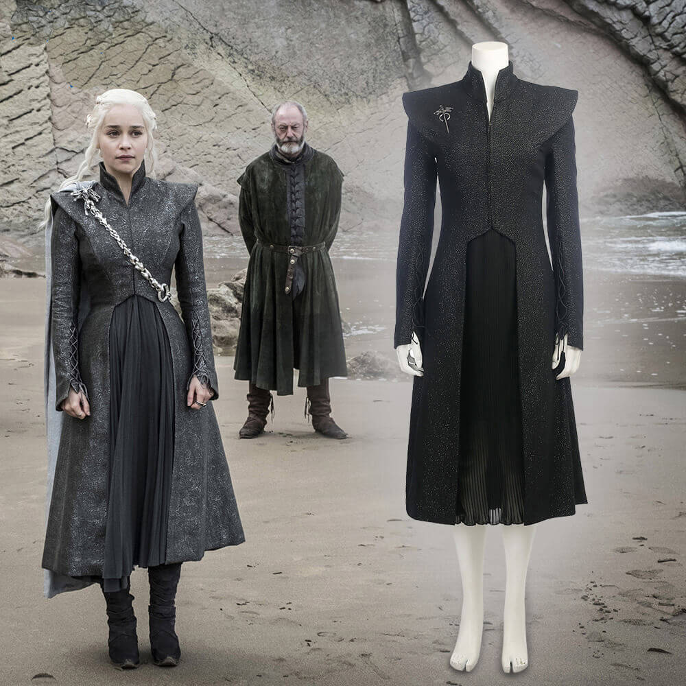 Game Of Thrones Khaleesi Costume Women Daenerys Targaryen ...
