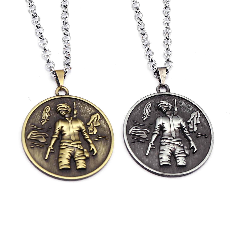 Battleground Game Invitational memorial Necklace