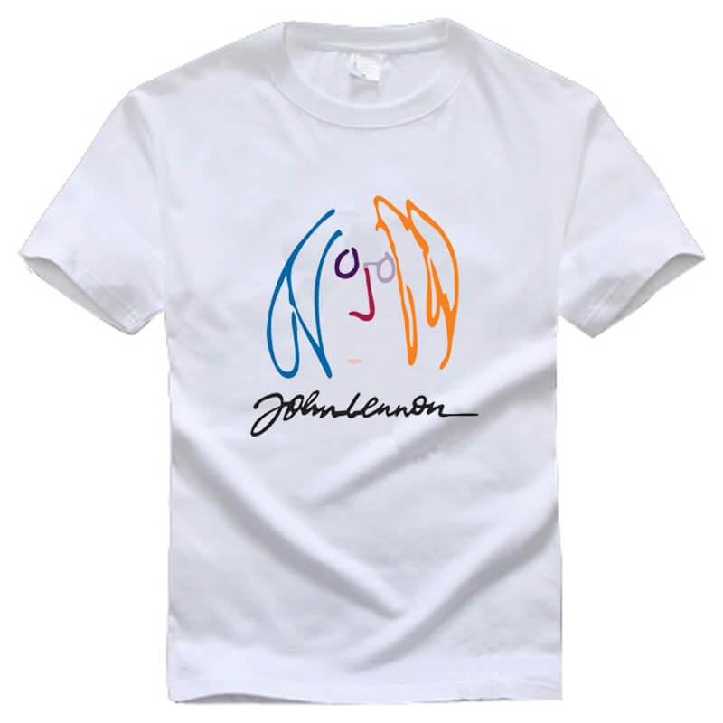 Beatles John Lennon Imagine T Shirt Wishiny