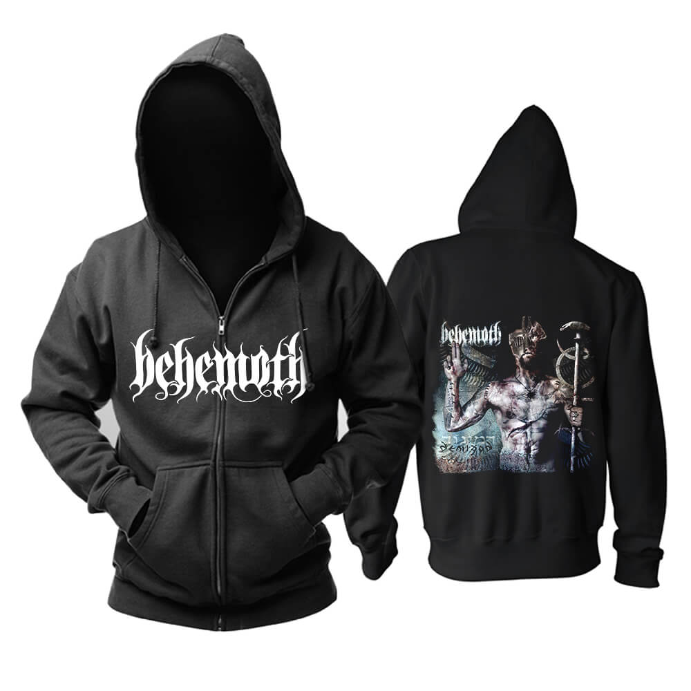 Behemoth Hoodie Metal Music Band Sweatshirts