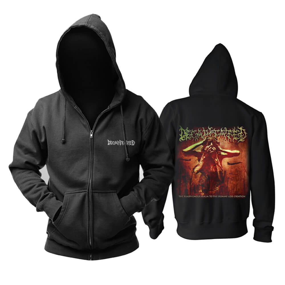 Best Decapitated Hoodie Poland Metal Music Band Sweatshirts