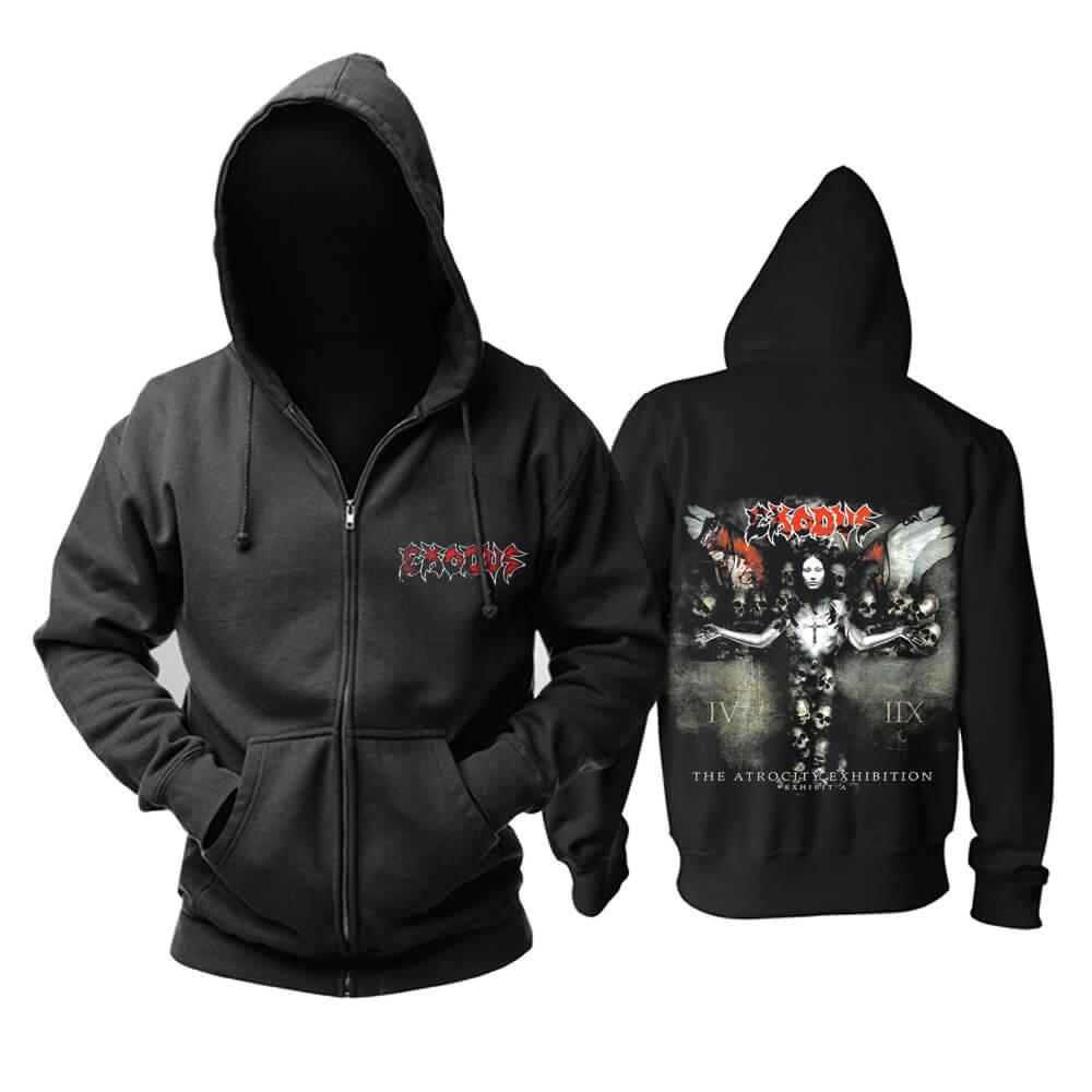 Best Exodus Hoody United Kingdom Metal Rock Hoodie