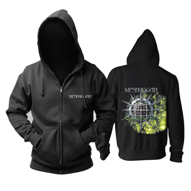 Best Meshuggah Hoody Metal Rock Hoodie