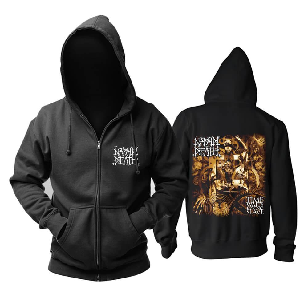 Best Uk Napalm Death Hoodie Metal Music Sweat Shirt