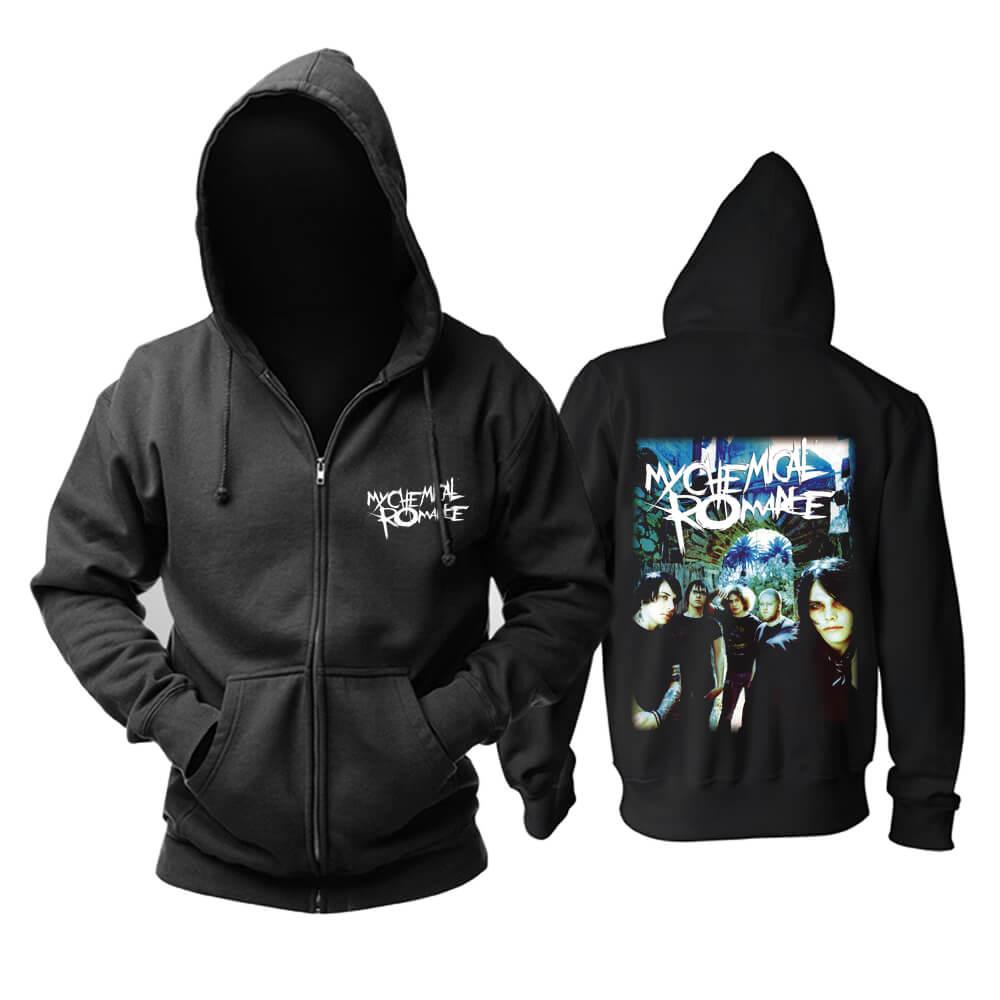 Best Us My Chemical Romance Hoodie Hard Rock Punk Rock Band Sweat Shirt