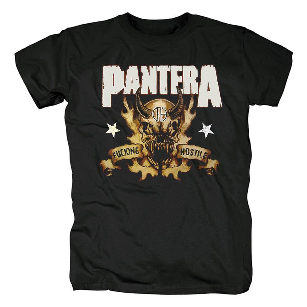 Best Us Pantera T-Shirt Metal Graphic Tees