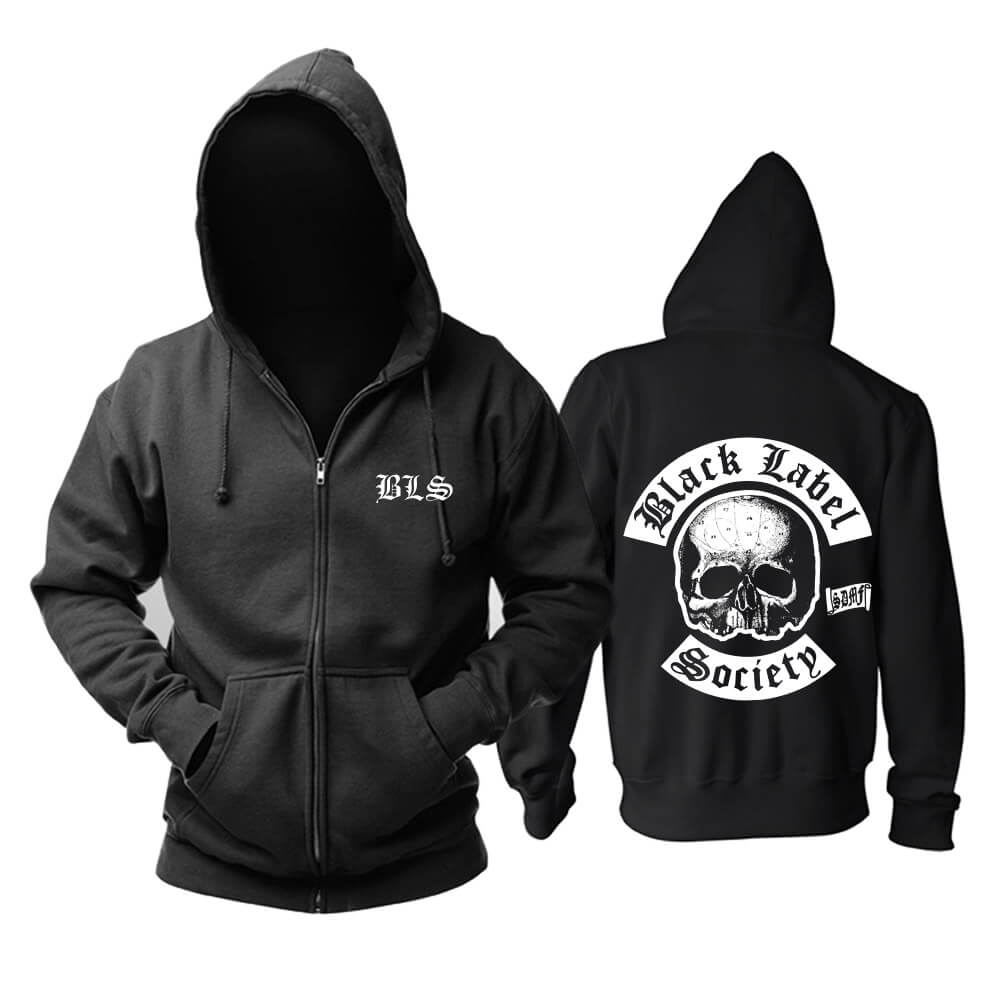 Black Label Society Hoodie Metal Punk Rock Sweatshirts