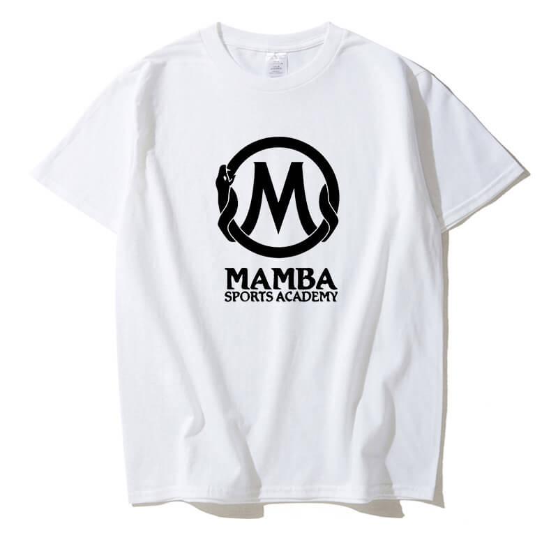 Black Mamba Kobe Memorial Tee Shirt