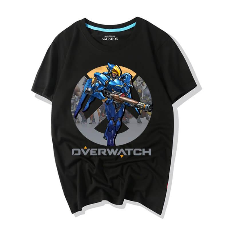 Blizzard Overwatch Pharah Tshirts