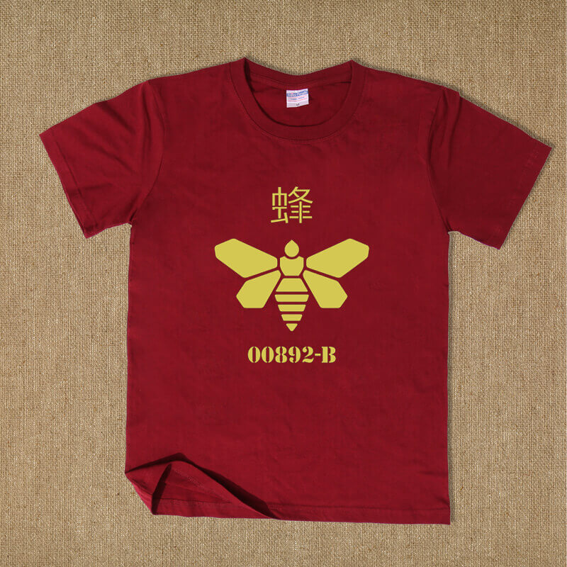 Breaking Bad Red Wine T-shirt Mens XXL Tee