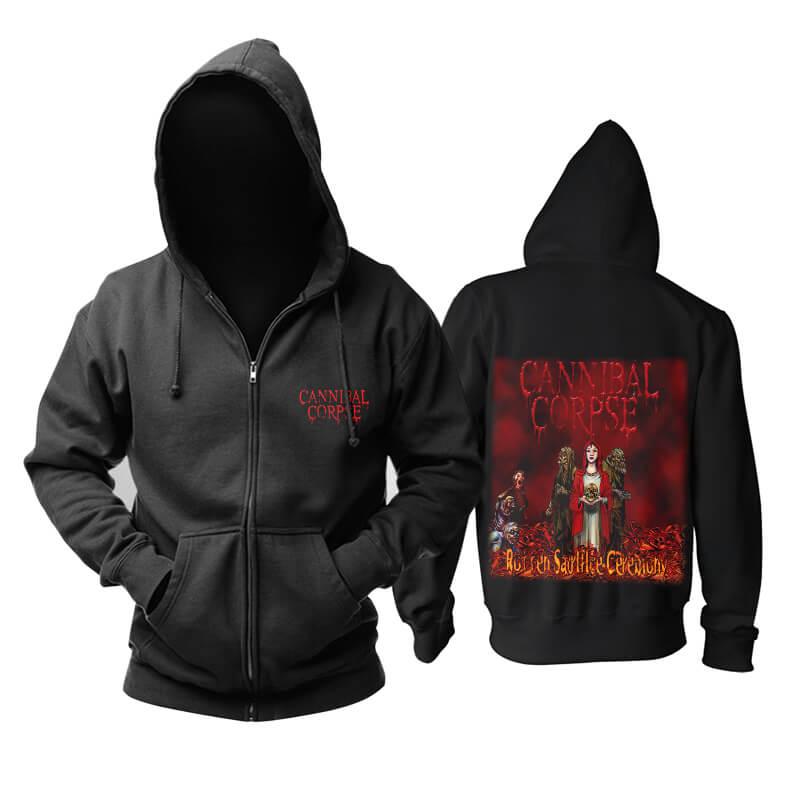 Cannibal Corpse Hoodie Metal Rock Sweat Shirt