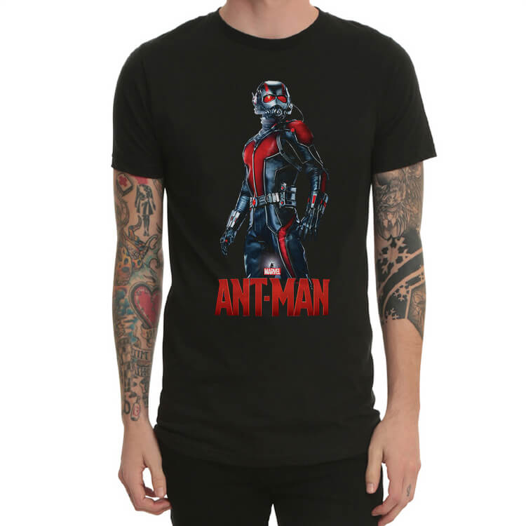 Cool Marvel Ant Man T Shirt