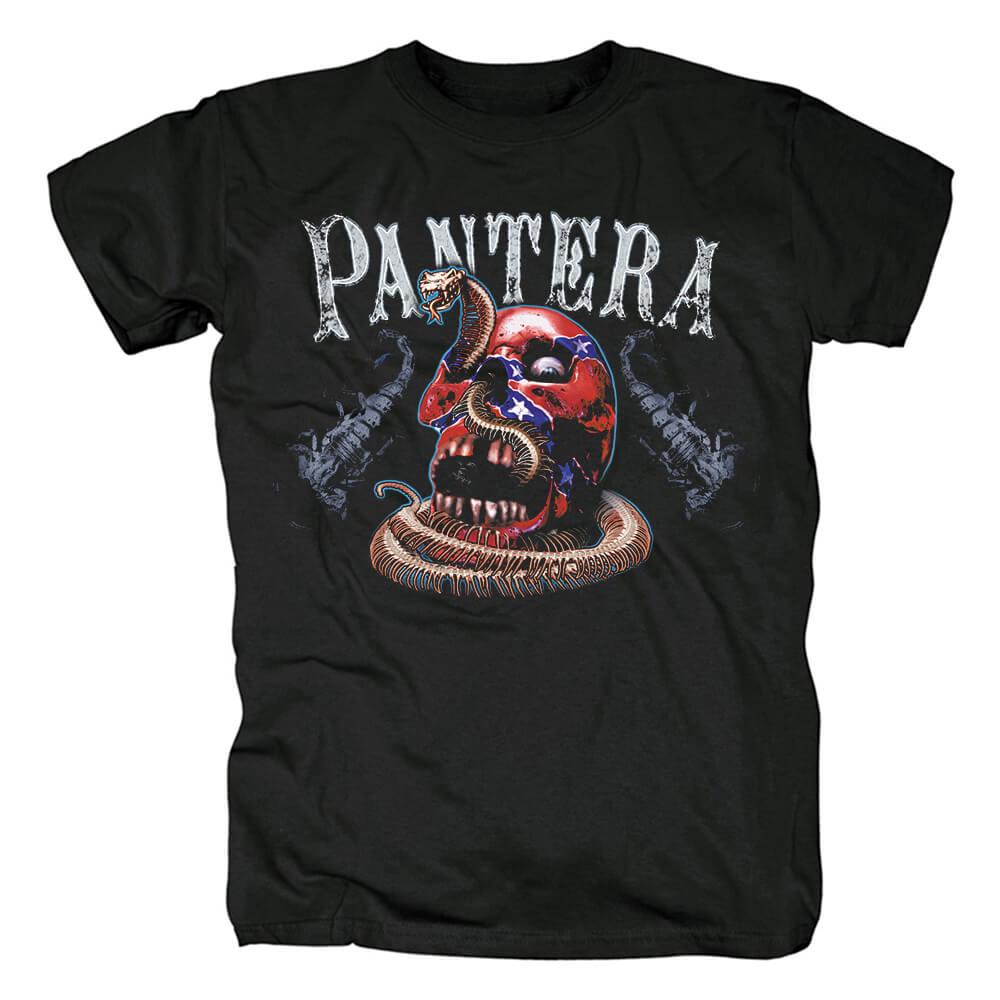 Cool Pantera Tee Shirts Us Hard Rock Band T-Shirt