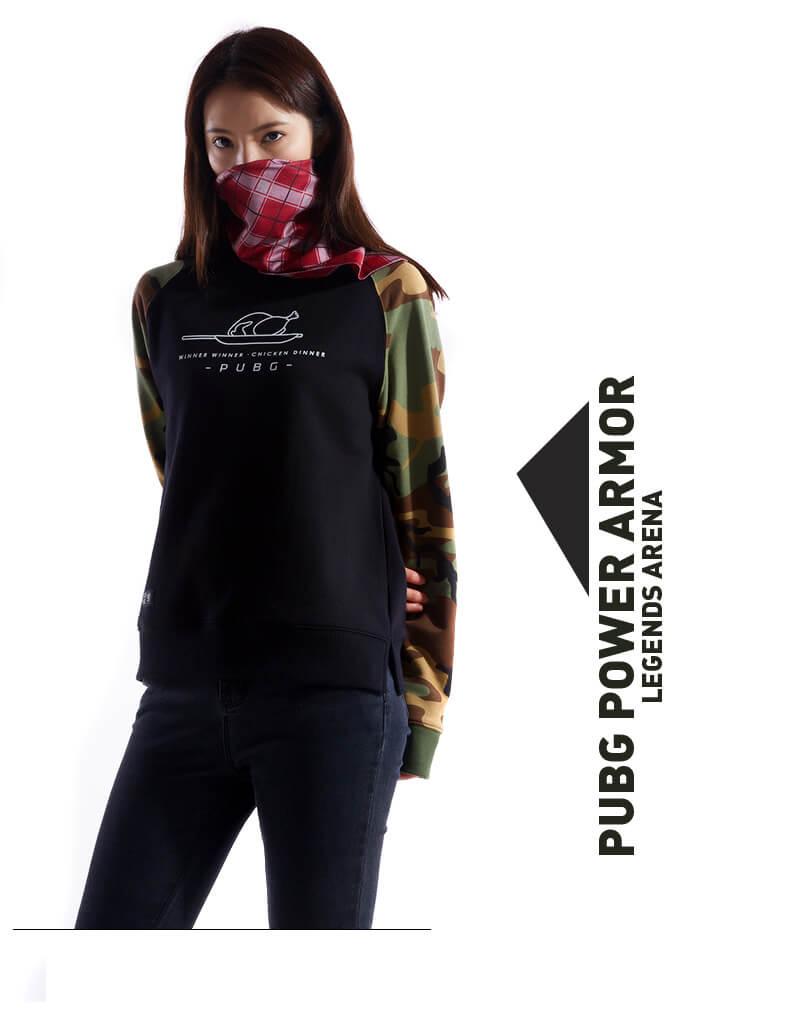 Cool Pubg Winner Chicken Dinner Sweatshirt Battleground Game Couple Hoodie