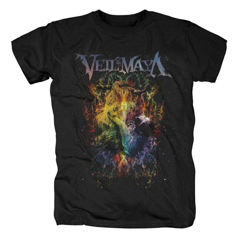 Cool Veil Of Maya Subject Zero T-Shirt Hard Rock Shirts