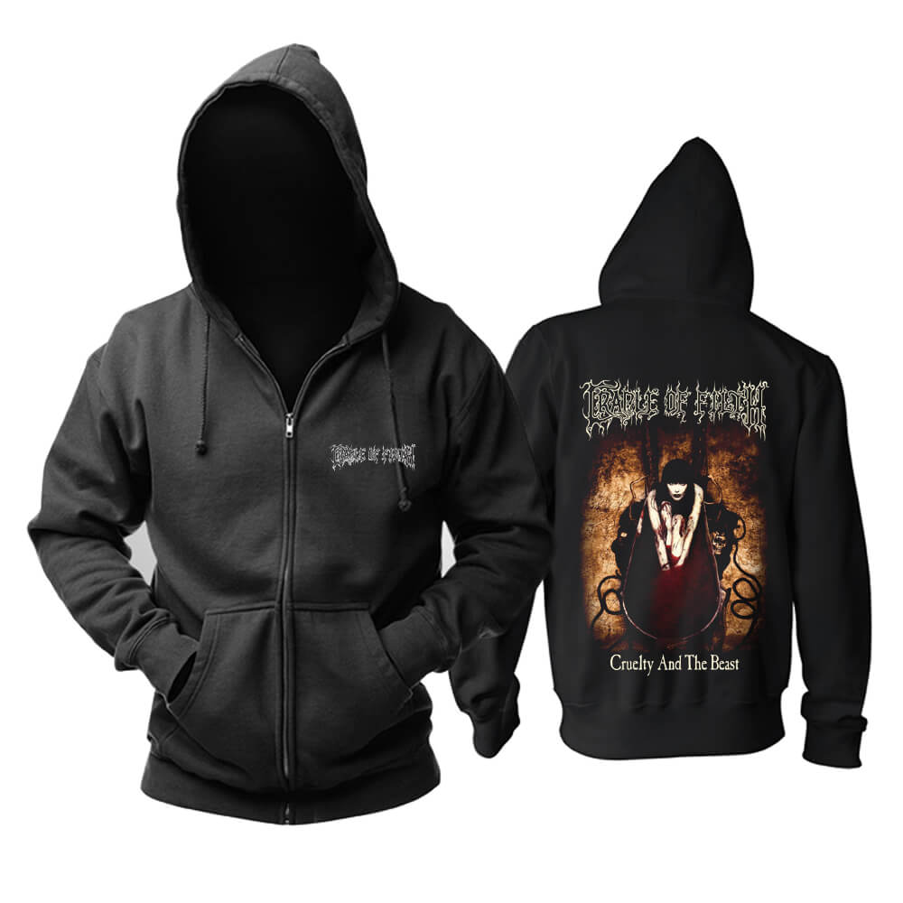 Cradle Of Filth Hoody United Kingdom Metal Punk Hoodie