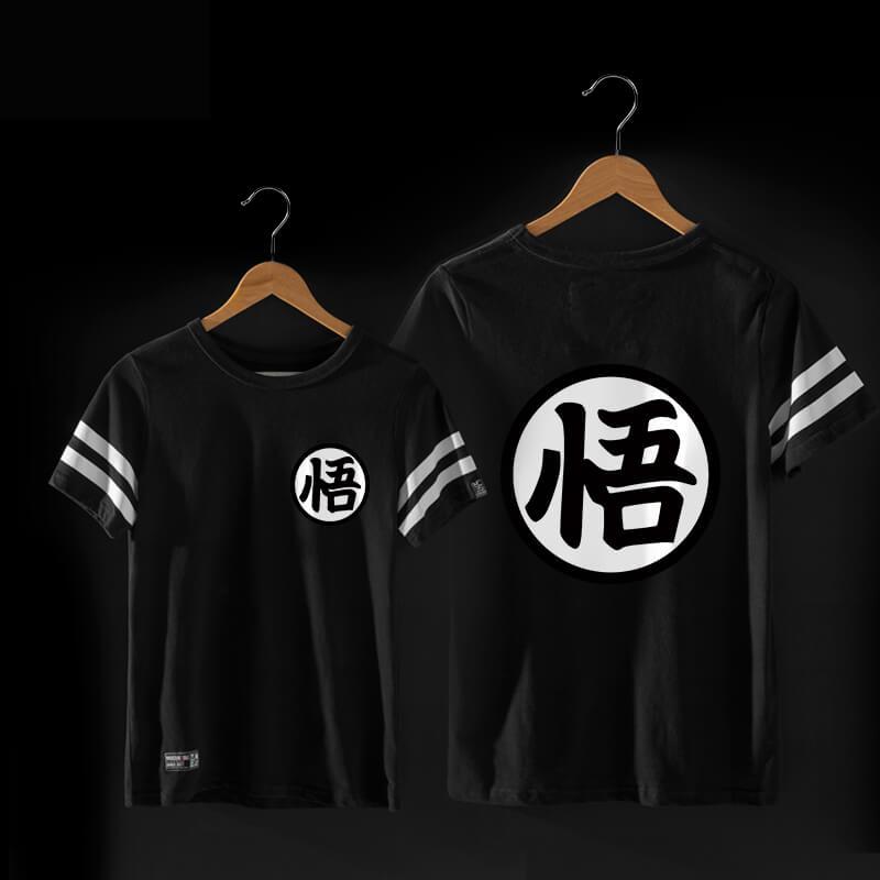 Dbz Son Goku T Shirt Dragon Ball Orange Shirt