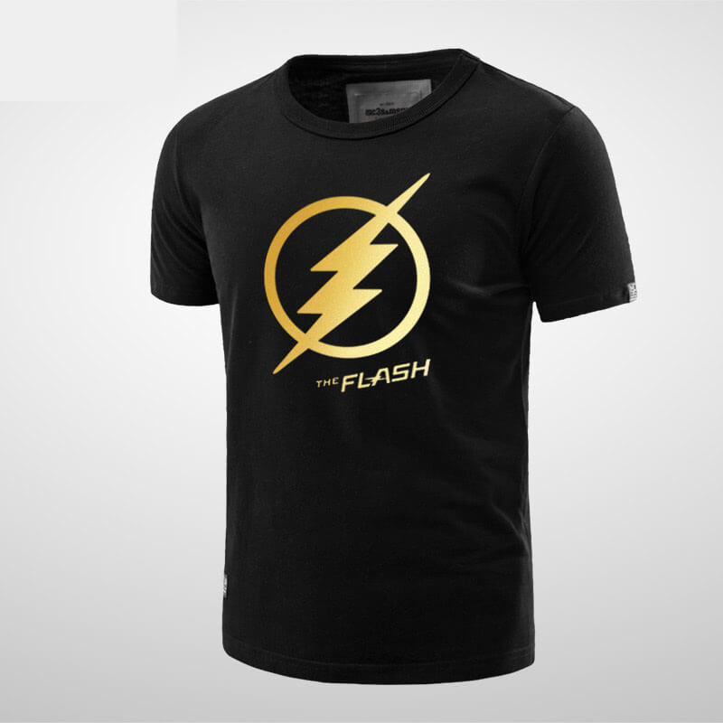 Dc Comics The Flash T Shirts