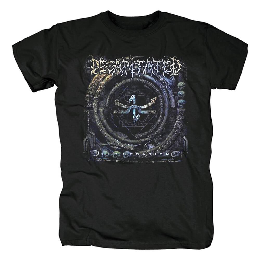 Decapitated The Negation Tshirts Poland Metal T-Shirt