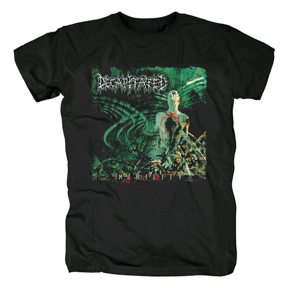 Decapitated Nihility T-Shirt Poland Metal Shirts