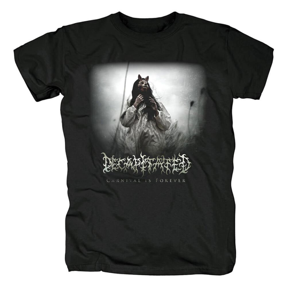 Decapitated Tee Shirts Poland Metal T-Shirt