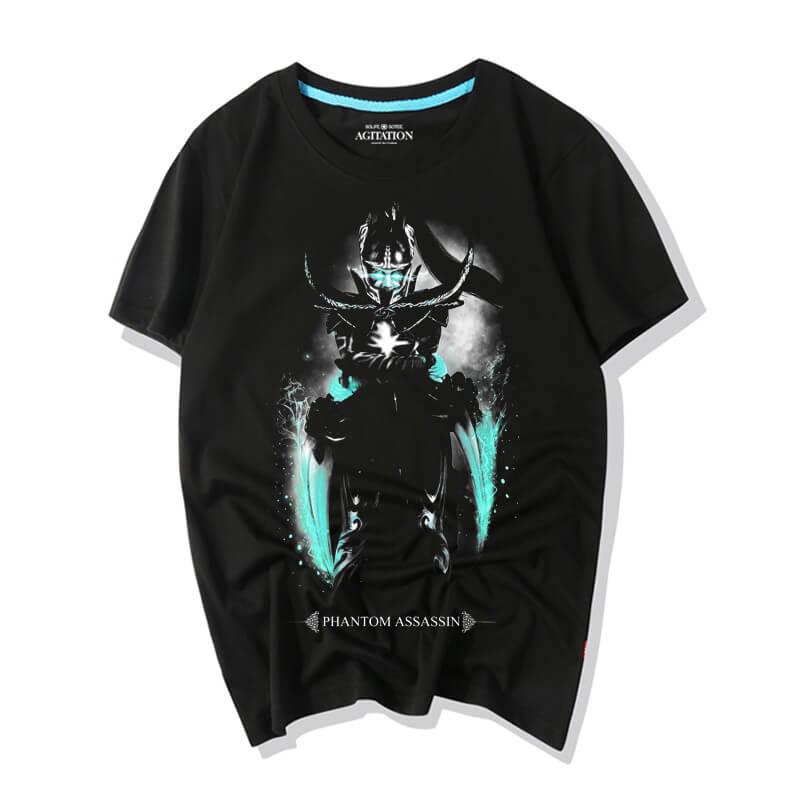 Dota 2 Game Tshirts Phantom Assassin Shirts