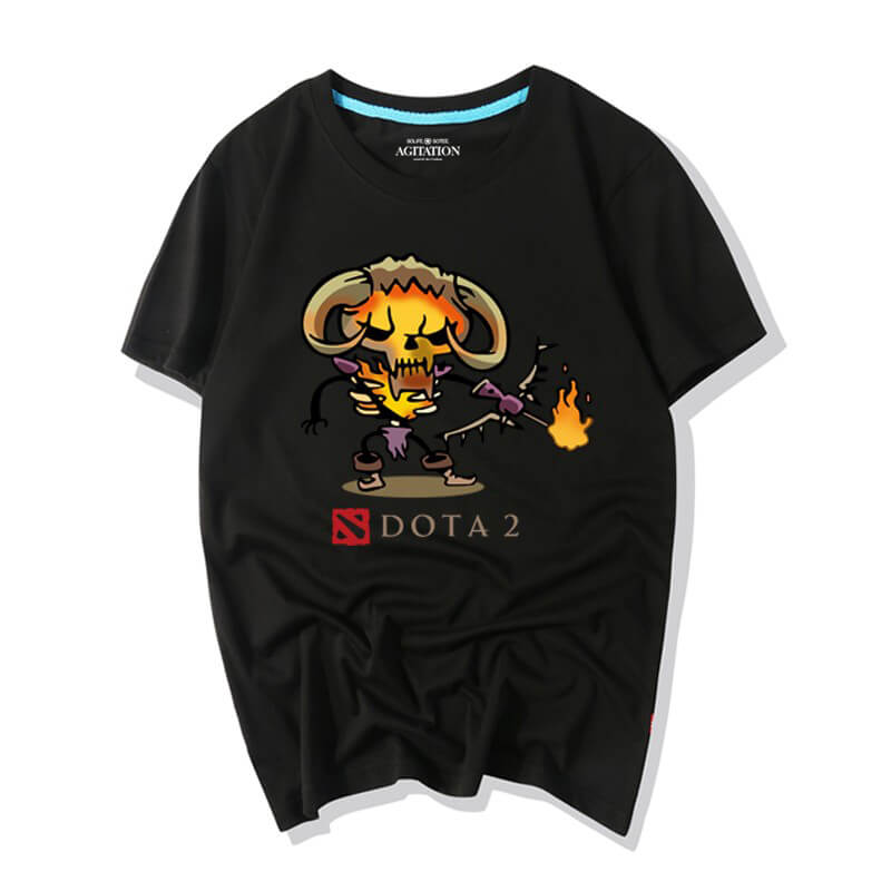 Dota 2 Hero Bone Tee Shirt