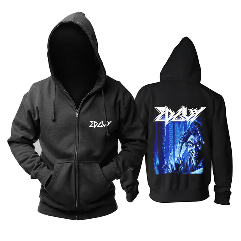 Edguy Hoodie Metal Rock Band Sweat Shirt