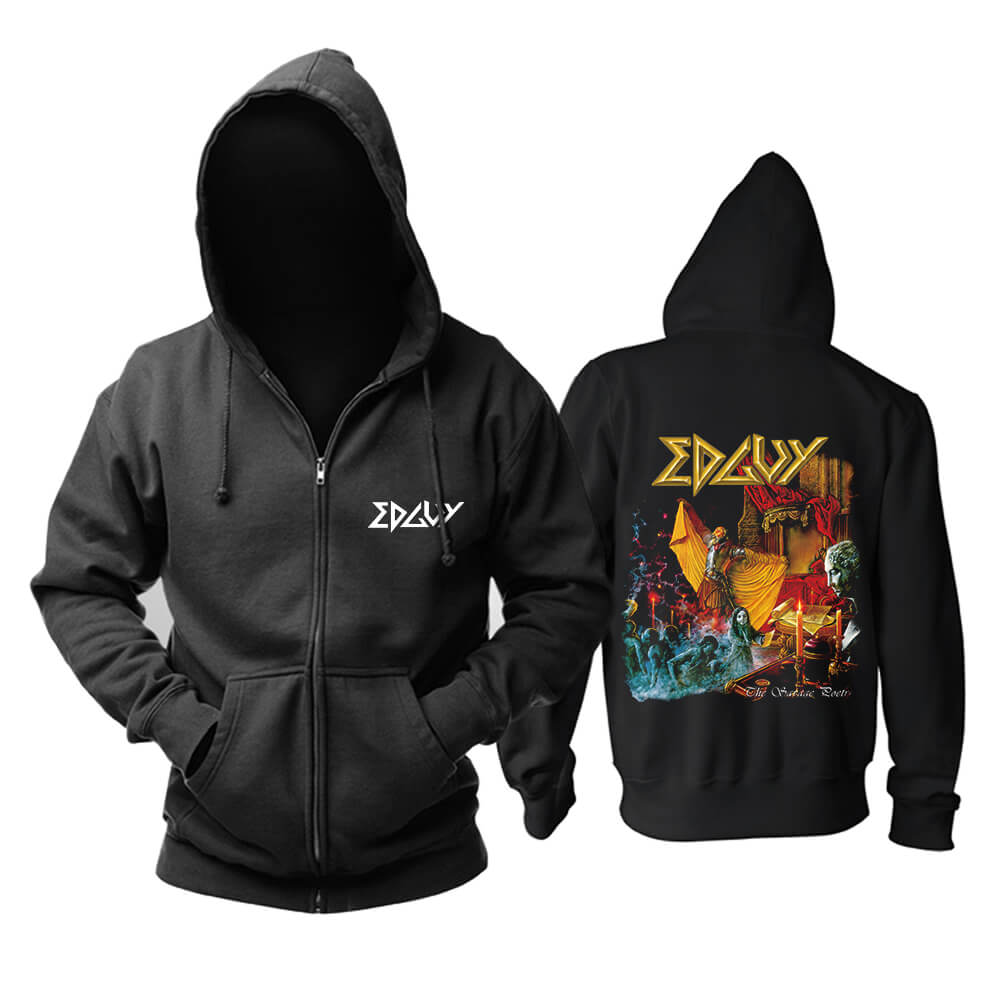 Edguy Savage Poetry Hoodie Metal Rock Sweatshirts
