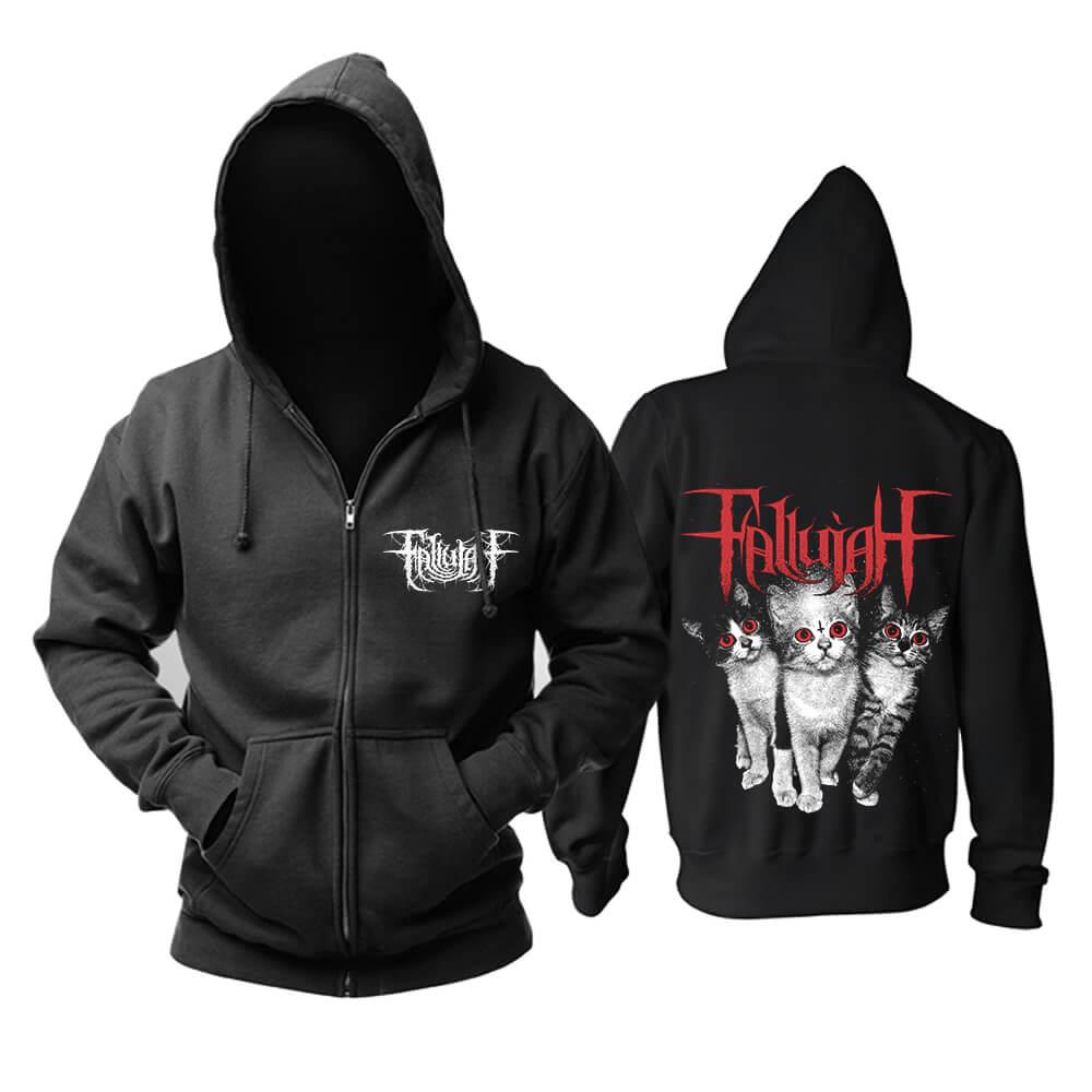 Fallujah Hoodie Metal Music Sweatshirts