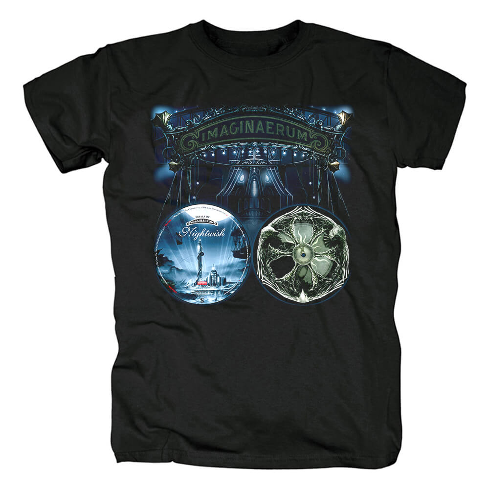 Finland Nightwish T-Shirt Heavy Metal Shirts