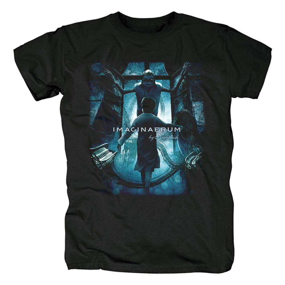 Finland Nightwish T-Shirt Metal Graphic Tees
