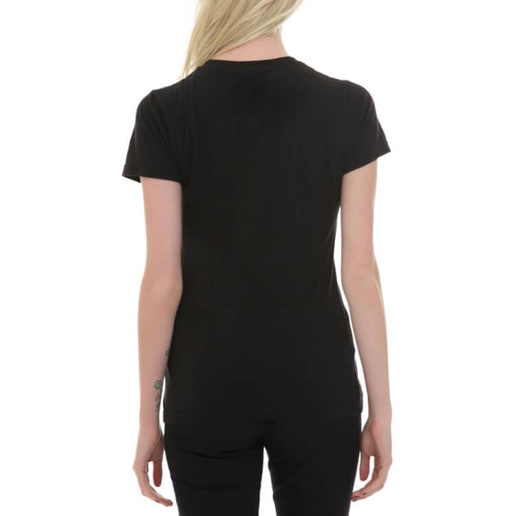 b5f3d261ad64 ... Hra cez čierne tričká pre ženy ...