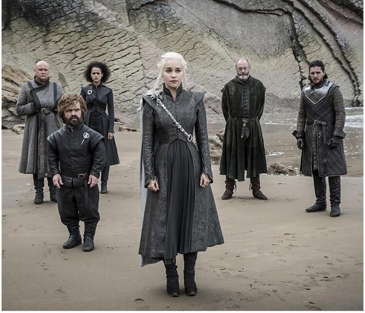 Game Of Thrones Khaleesi Costume Women Daenerys Targaryen Cosplay Costume Halloween Costumes