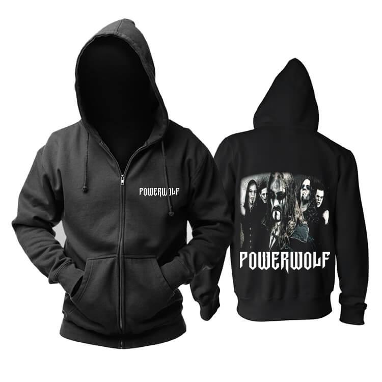 Germany Powerwolf Hoodie Metal Music Sweat Shirt