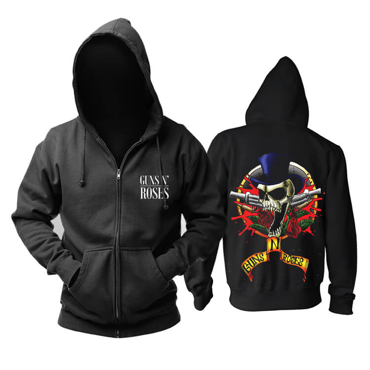Guns N' Roses Hoody United States Punk Rock Band Hoodie