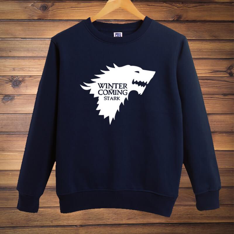 House Stark Hoodie Game of Thrones Sweatshirt