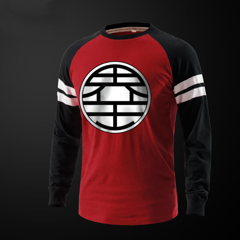 Kaio Dragon Ball Long sleeve Tee Shirt