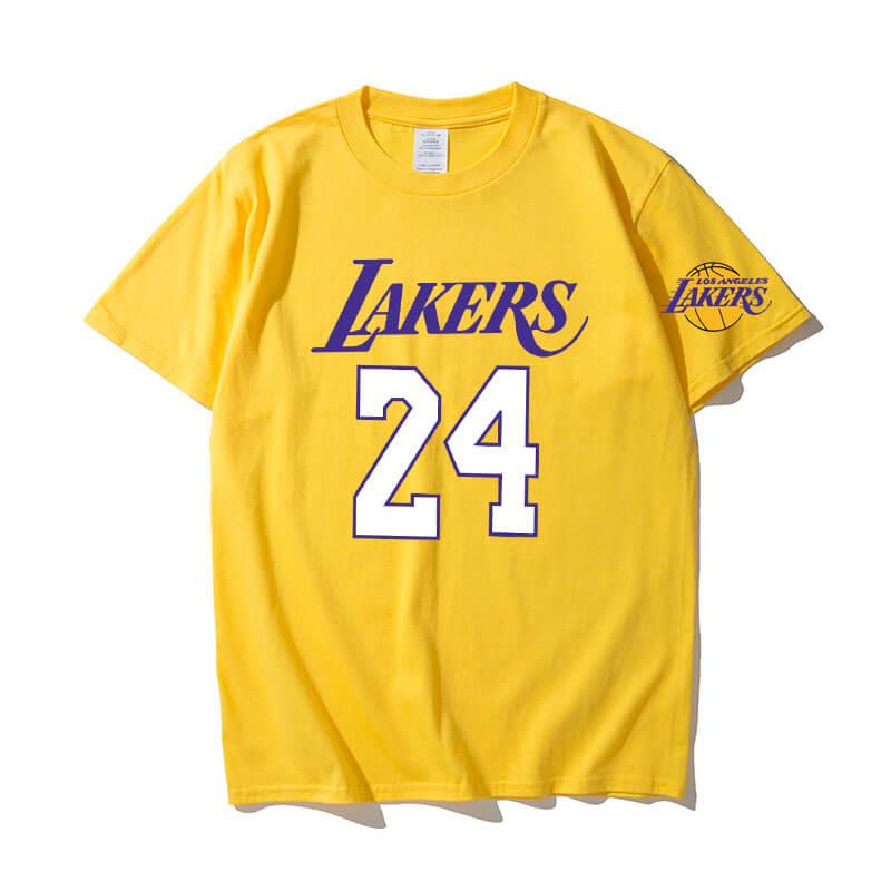 Kobe Bryant Logo T Shirt