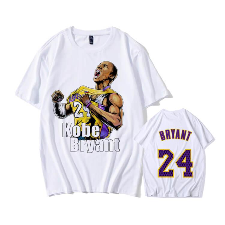 Kobe Bryant Memorial Tee Shirts