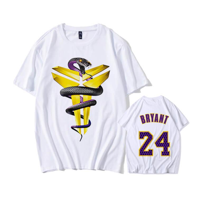 Kobe Bryant T Shirt Black Mamba Tee