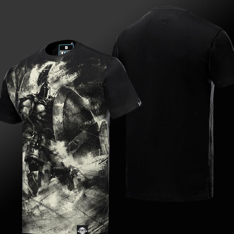 LOL Pantheon Tee League of Legends Artisan of War Tshirt