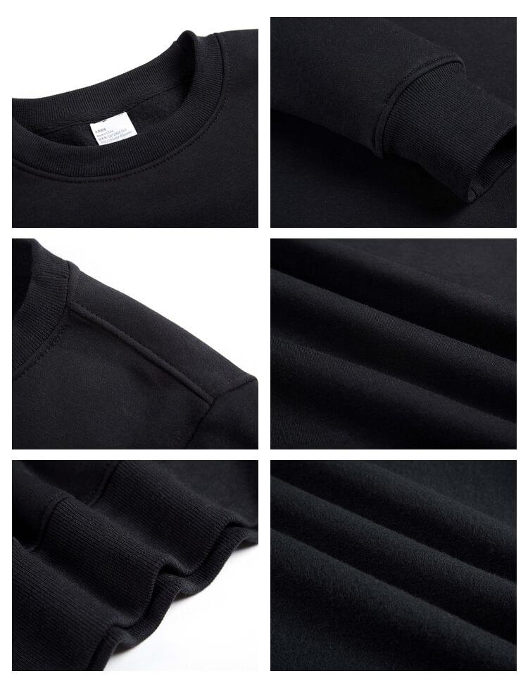 Lovely Guardians Groot Sweatshirt Black Mens XXL crew neck hoodie
