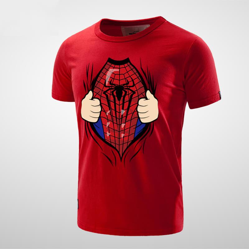 3b6860c8b3 Szép szuperhős pókember póló | Wishiny