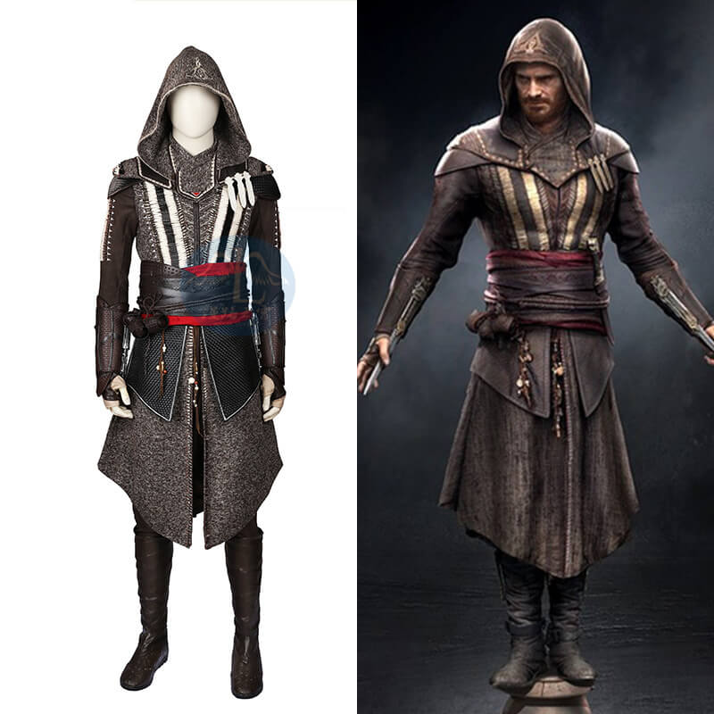Assassin S Creed Callum Cal Lynch Cosplay Costume Windbreaker