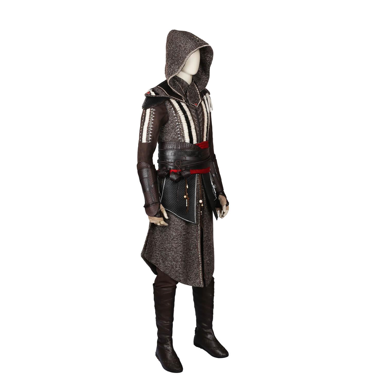 Assassin's Creed Callum Cal Lynch Cosplay Costume Windbreaker