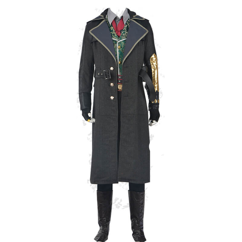 <p>Quality Assassin&#039;s Creed Syndicate Cosplay Jacket</p>