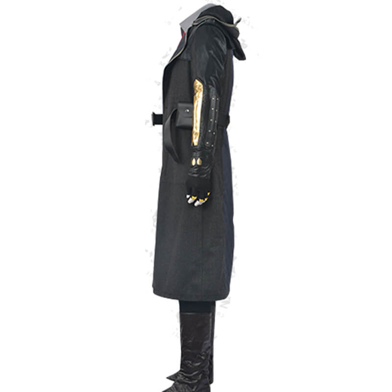 Quality Assassin's Creed Syndicate Cosplay Jacket